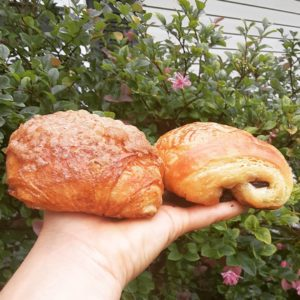 Two Pastries
