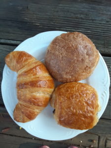 pastries from Kirleys breads